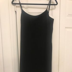 Jenni Kayne Black Silk Dress